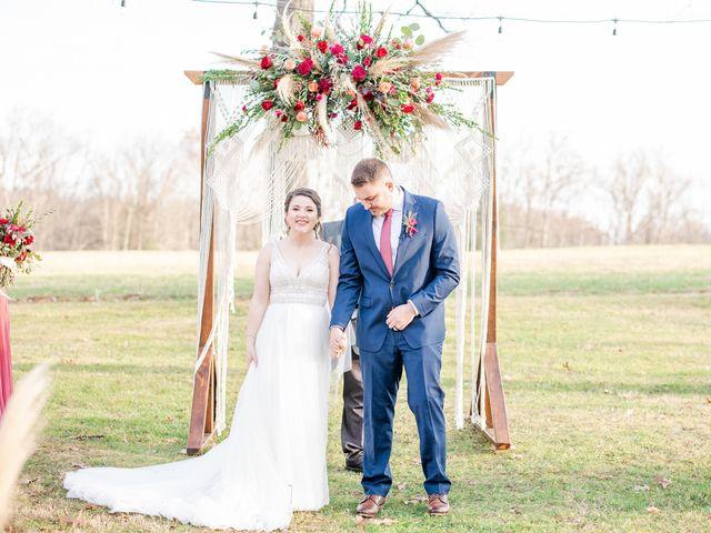 Tyler and Kristin's Wedding in Beckley, West Virginia 32