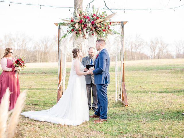 Tyler and Kristin's Wedding in Beckley, West Virginia 34