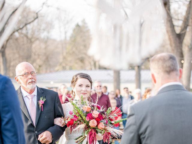 Tyler and Kristin's Wedding in Beckley, West Virginia 36