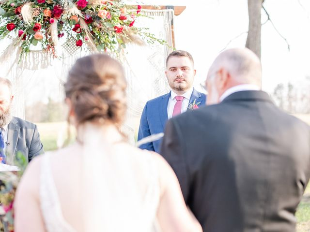 Tyler and Kristin's Wedding in Beckley, West Virginia 37
