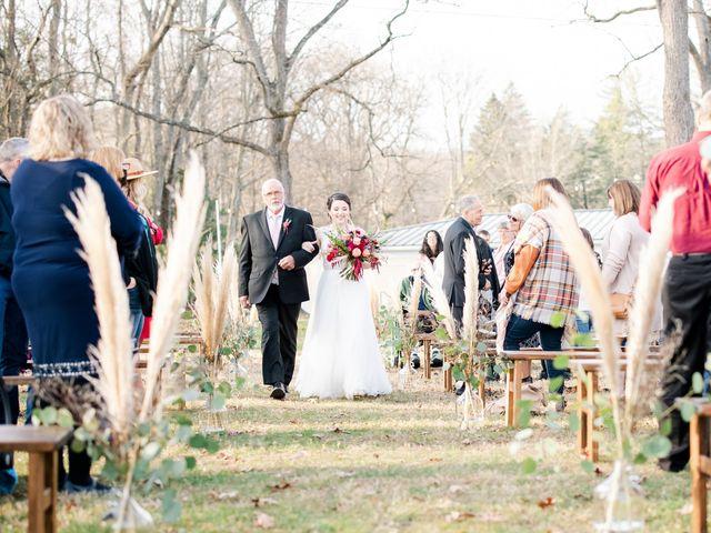 Tyler and Kristin's Wedding in Beckley, West Virginia 38