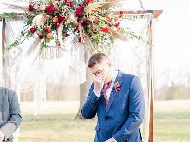 Tyler and Kristin's Wedding in Beckley, West Virginia 39