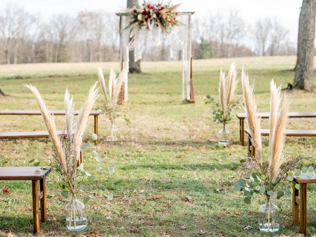 Tyler and Kristin's Wedding in Beckley, West Virginia 40
