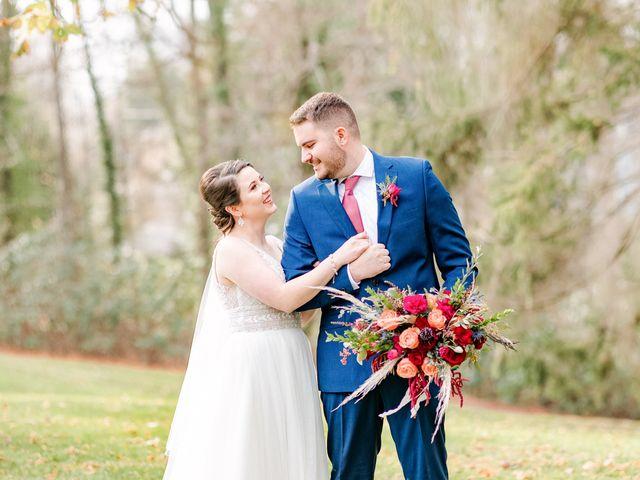 Tyler and Kristin's Wedding in Beckley, West Virginia 62