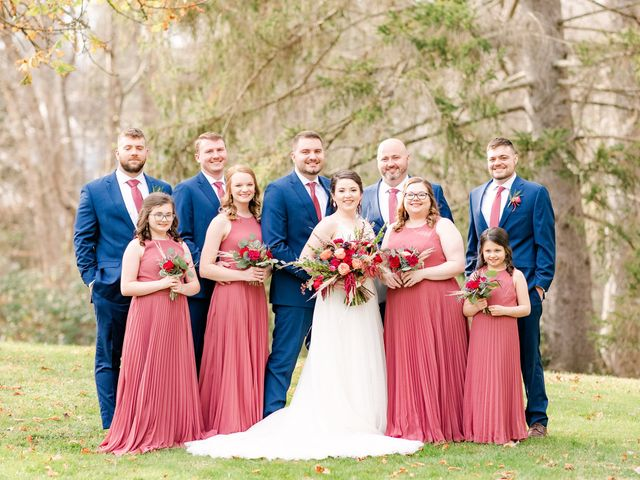 Tyler and Kristin's Wedding in Beckley, West Virginia 64