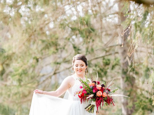 Tyler and Kristin's Wedding in Beckley, West Virginia 73