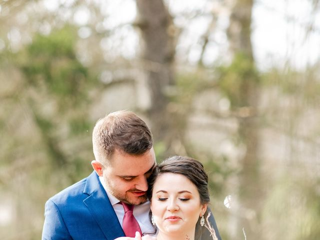 Tyler and Kristin's Wedding in Beckley, West Virginia 75