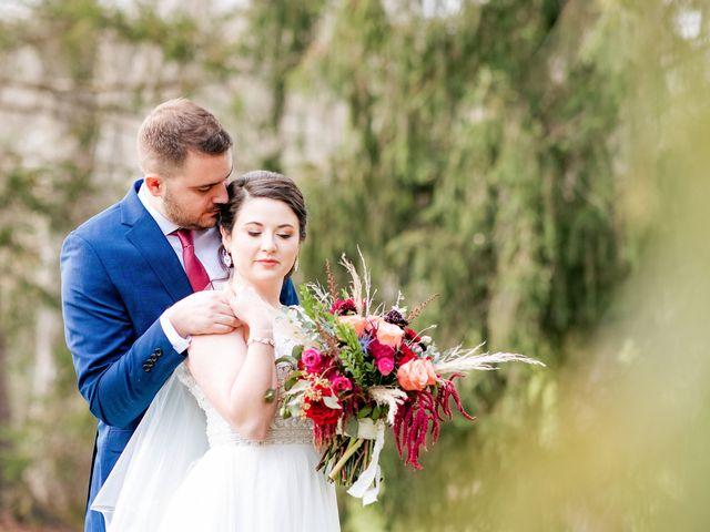 Tyler and Kristin's Wedding in Beckley, West Virginia 77