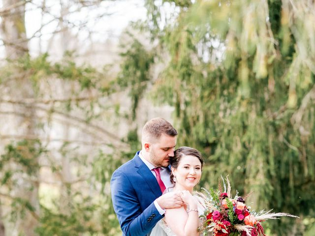 Tyler and Kristin's Wedding in Beckley, West Virginia 1
