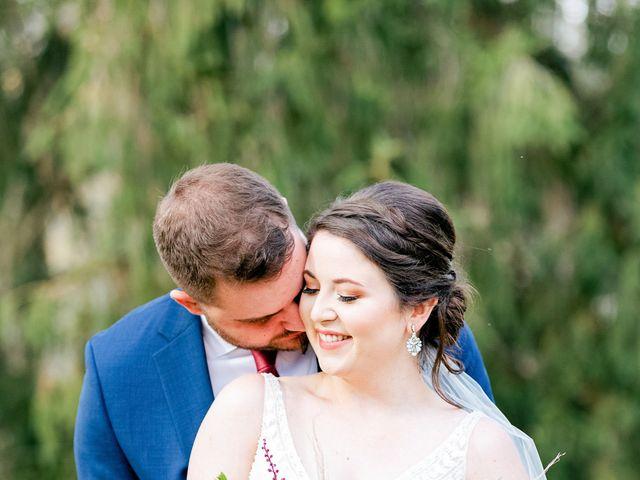 Tyler and Kristin's Wedding in Beckley, West Virginia 78