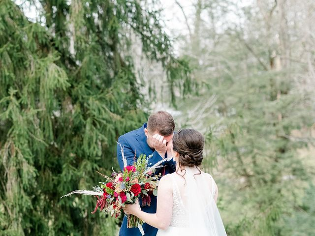 Tyler and Kristin's Wedding in Beckley, West Virginia 79