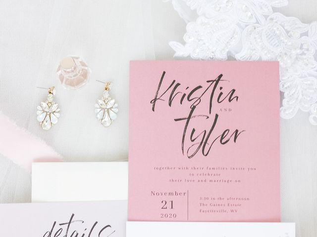 Tyler and Kristin's Wedding in Beckley, West Virginia 92