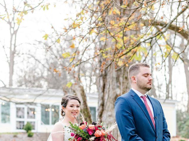 Tyler and Kristin's Wedding in Beckley, West Virginia 100