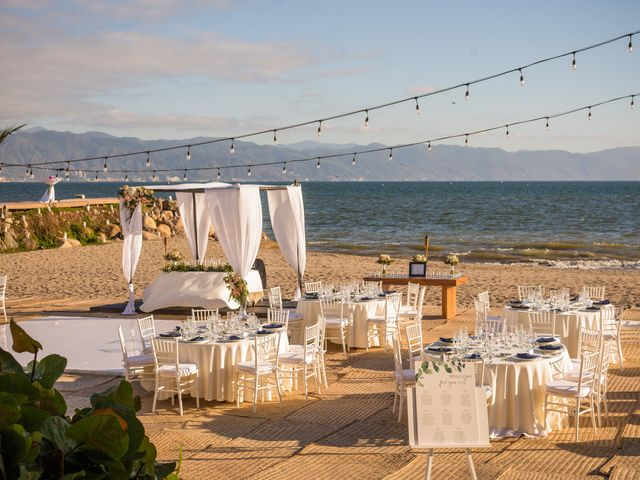 Adam and Kaylee's Wedding in Puerto Vallarta, Mexico 46