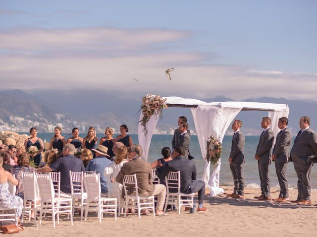 Adam and Kaylee's Wedding in Puerto Vallarta, Mexico 53