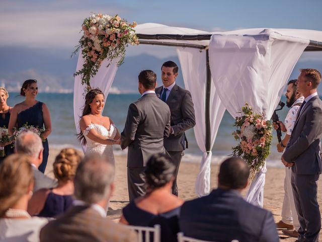 Adam and Kaylee's Wedding in Puerto Vallarta, Mexico 63