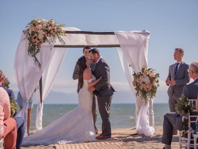 Adam and Kaylee's Wedding in Puerto Vallarta, Mexico 73