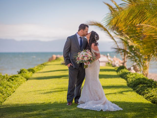 Adam and Kaylee's Wedding in Puerto Vallarta, Mexico 78