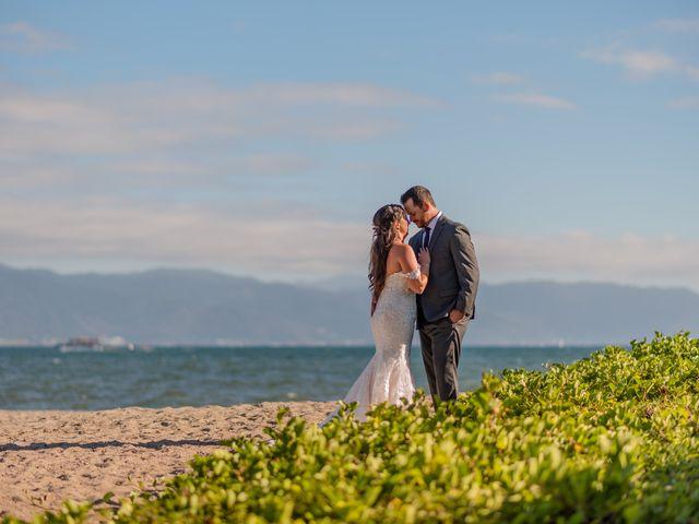 Adam and Kaylee's Wedding in Puerto Vallarta, Mexico 82