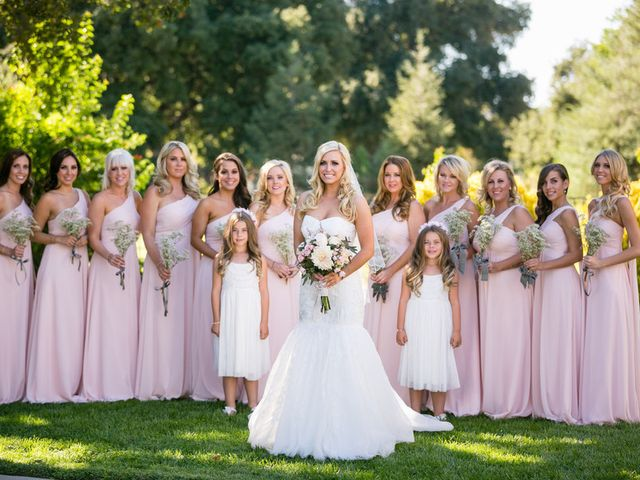Amanda and Kyle's Wedding in Newhall, California 4