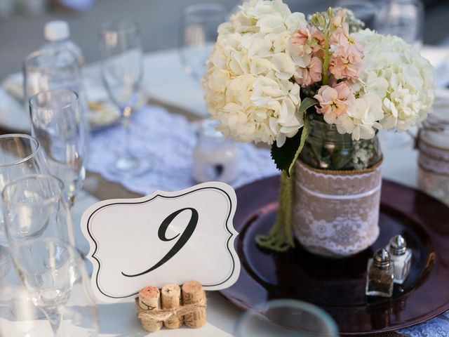 Amanda and Kyle's Wedding in Newhall, California 16