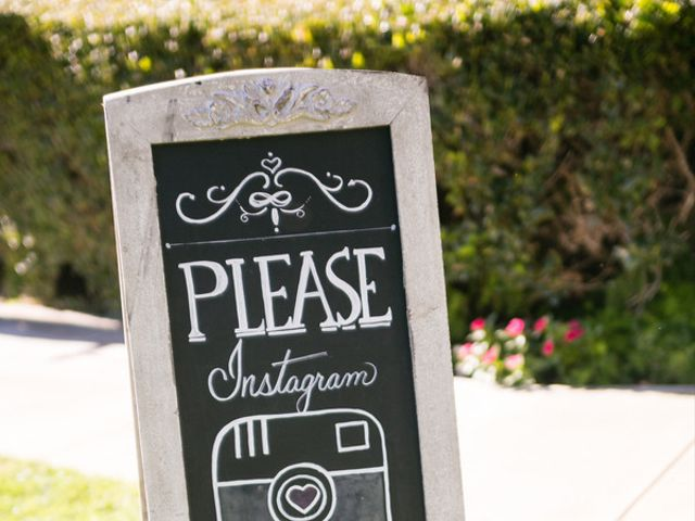 Amanda and Kyle's Wedding in Newhall, California 12