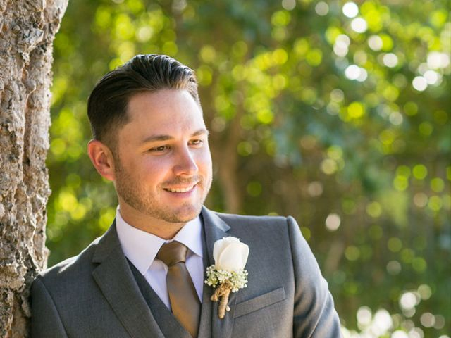 Amanda and Kyle's Wedding in Newhall, California 5