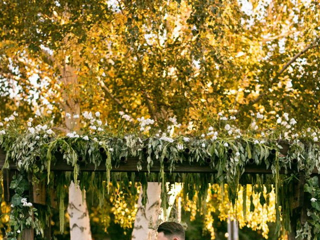 Amanda and Kyle's Wedding in Newhall, California 8