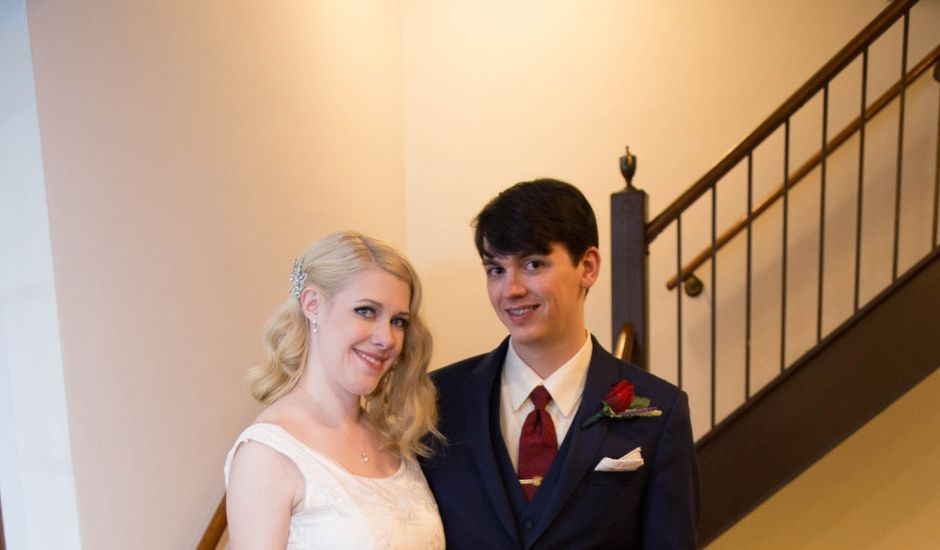 Burke and Emilie's Wedding in Ann Arbor, Michigan