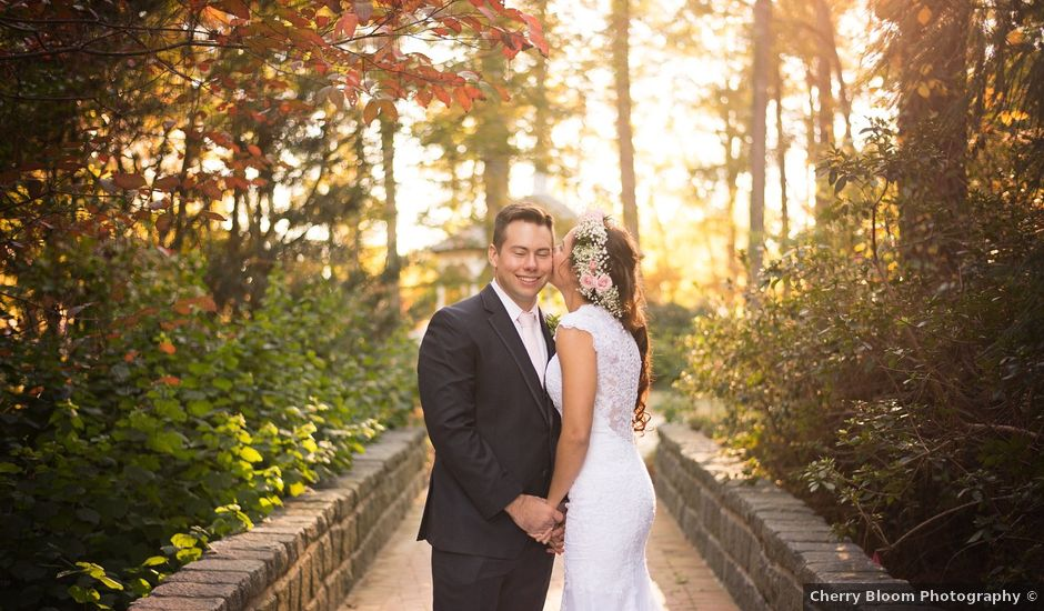 Nick and Anna's Wedding in Fayetteville, North Carolina