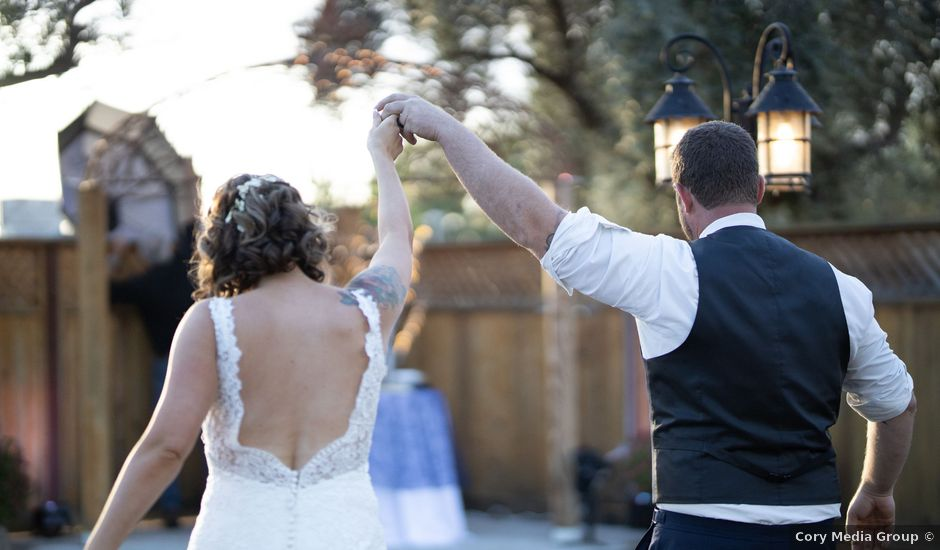 MaryKate and David's Wedding in Exeter, California
