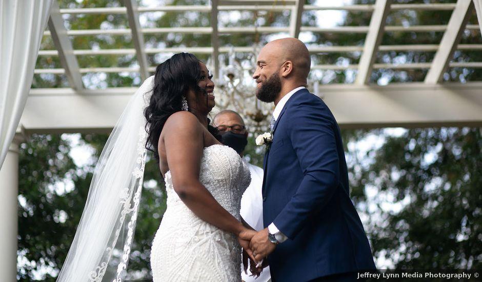 Bradley and Whitney's Wedding in Gastonia, North Carolina