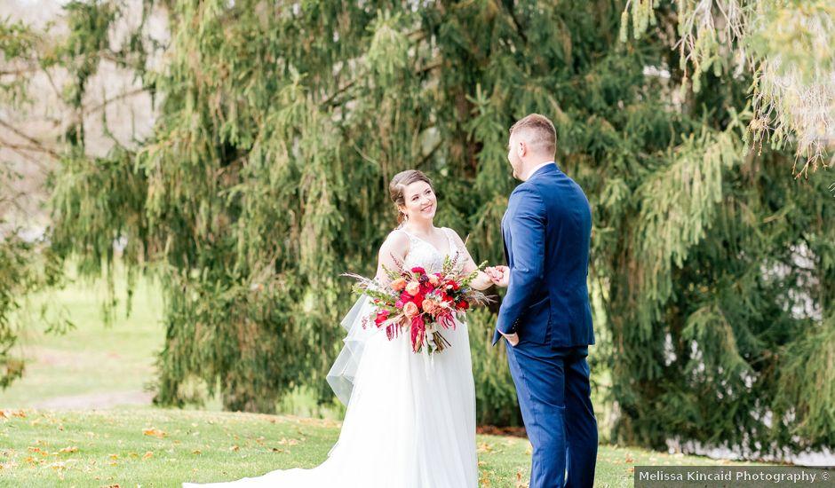 Tyler and Kristin's Wedding in Beckley, West Virginia