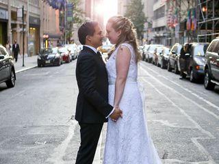 The wedding of Jason and Denise 1