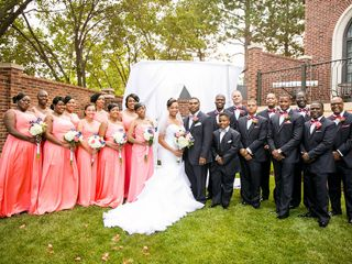 The wedding of Damion and LaRae 3