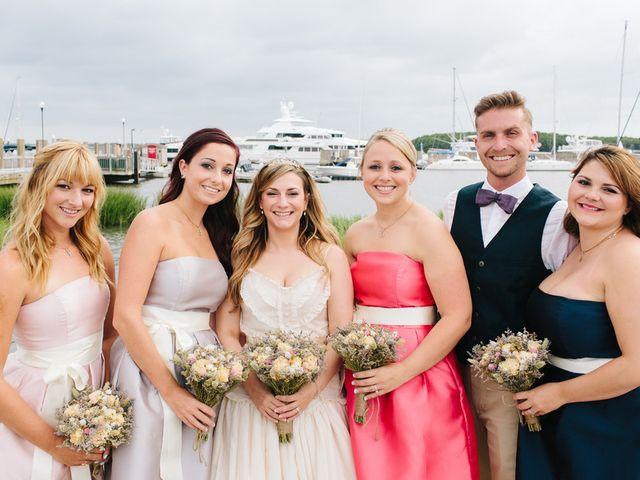 Erin and Kyle's Wedding in Charleston, South Carolina 2