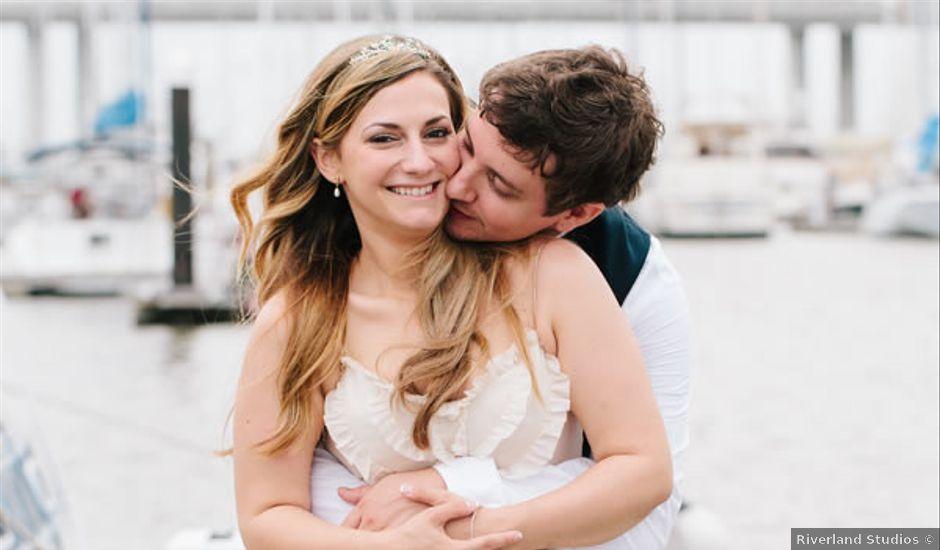 Erin and Kyle's Wedding in Charleston, South Carolina