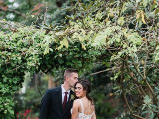The wedding of Elizabeth and Brad 1