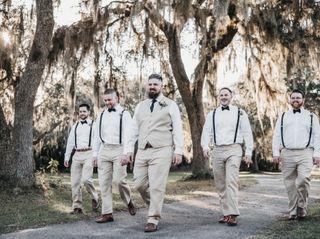 Ian and Shelby's Wedding in Sorrento, Florida 3