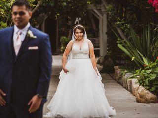 Arnold and Libertad's Wedding in San Diego, California 3