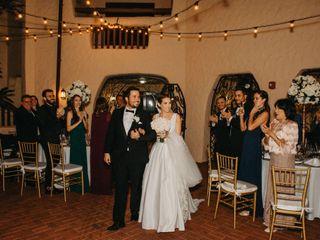 The wedding of Saylan and Carlos 1