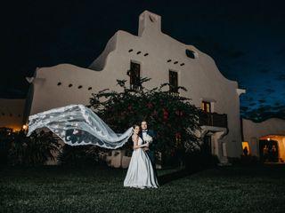 The wedding of Saylan and Carlos