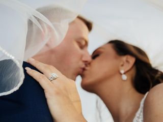 The wedding of Lauren and Brendon