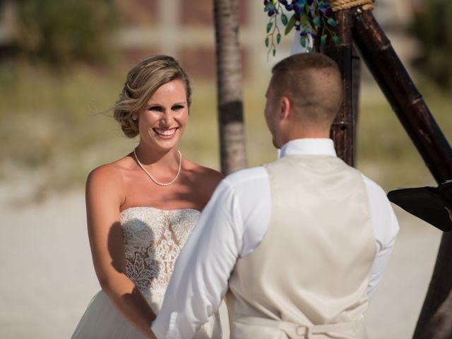 Cody and Kasi's Wedding in Saint Petersburg, Florida 4
