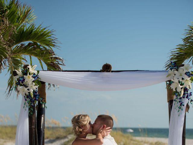 Cody and Kasi's Wedding in Saint Petersburg, Florida 7