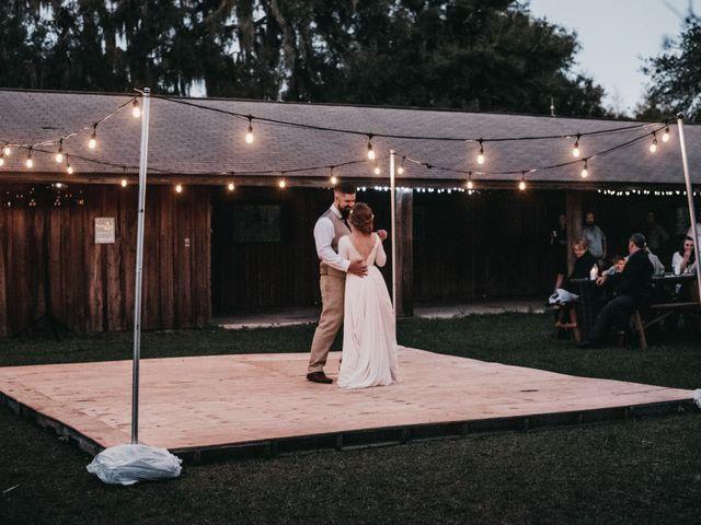Ian and Shelby's Wedding in Sorrento, Florida 2