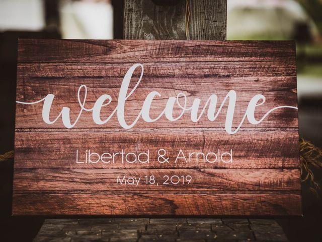 Arnold and Libertad's Wedding in San Diego, California 1