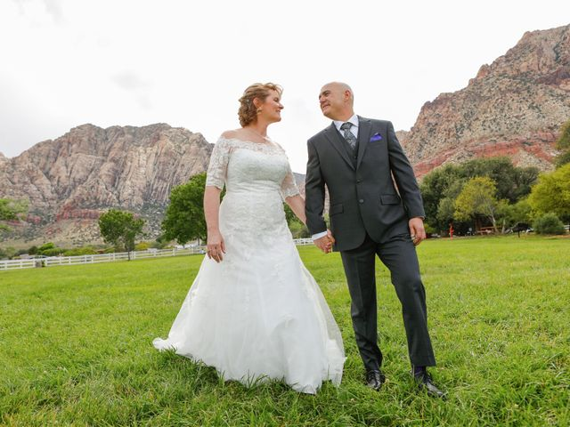 Scott and Tammy's Wedding in Las Vegas, Nevada 4