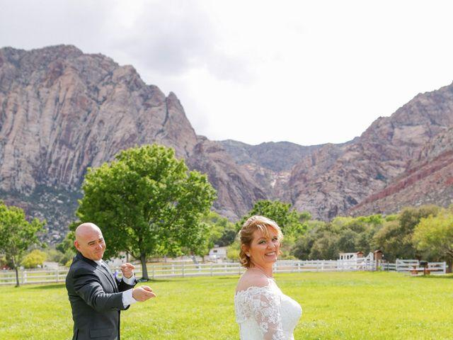 Scott and Tammy's Wedding in Las Vegas, Nevada 5