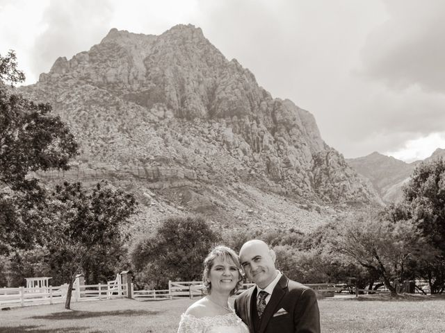 Scott and Tammy's Wedding in Las Vegas, Nevada 14